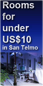 Rooms for under US$10 per night Buenos Aires