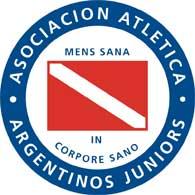 Logo of Argentinos Juniors football club