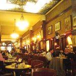 The Grand Café Tortoni — Classic Cafe on Avenida de Mayo