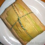 Humita, a corn-based pre-Colombian Argentine food