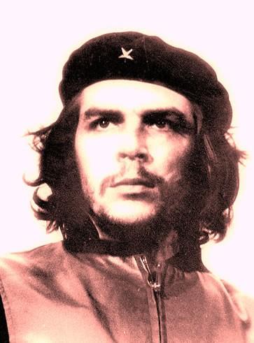 Ernesto 'Che' Guevara headshot