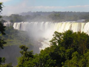 Transportation and Lodging in Iguazú