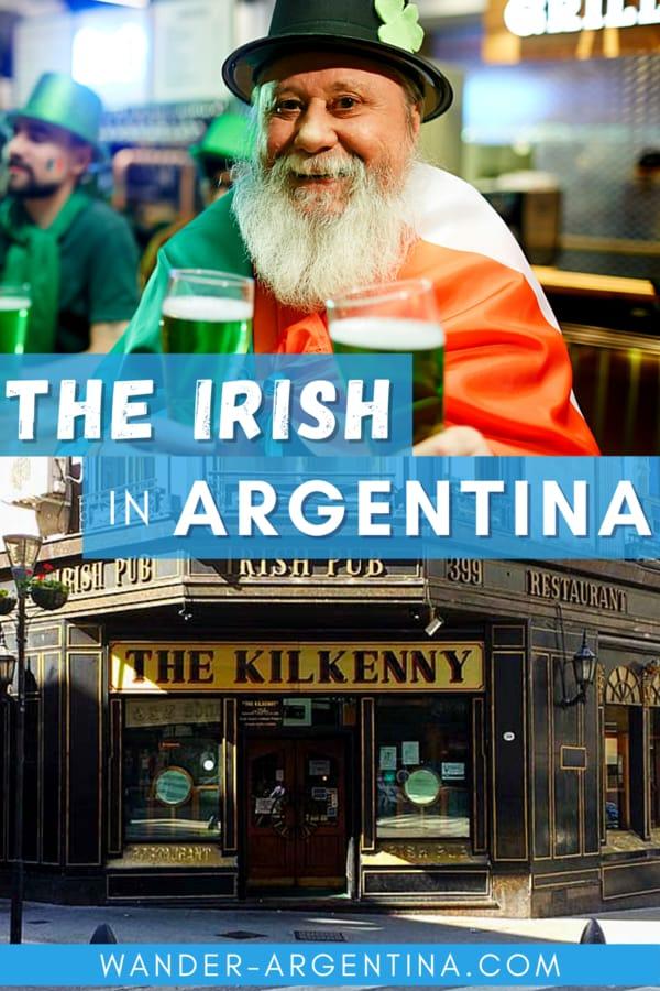 The Irish in Argentina