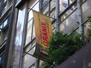 Granix — Downtown Vegetarian Lunch Buffet