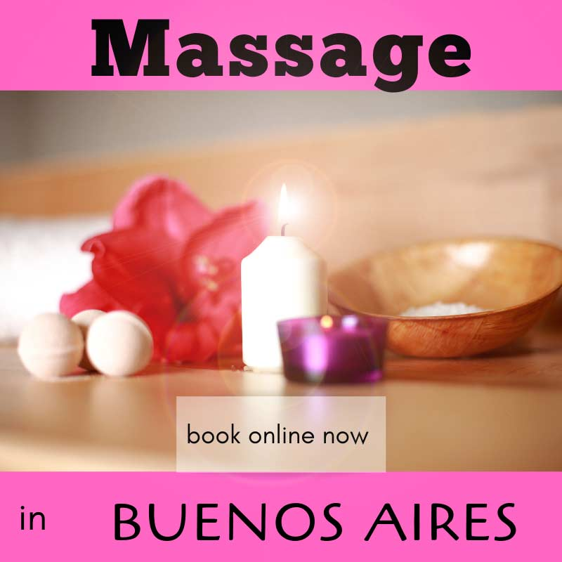 Massage in Buenos Aires