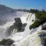 Iguaçu Falls, Panoramic Views in Brazil