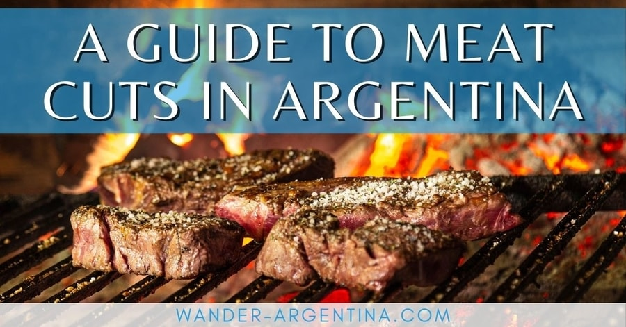 Feature photo - A guide to meat cuts in Argentina