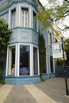 Kel—Buenos Aires' Largest English Bookstore