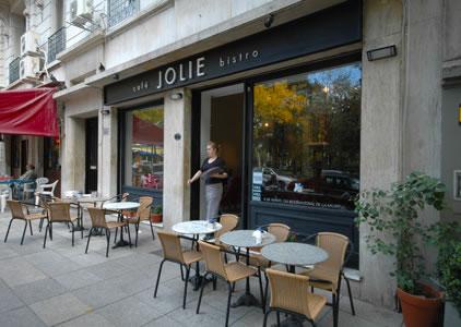 Jolie: A Pretty Belgrano Bistro