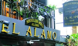 El Alamo — A Raucous American Sport's Bar