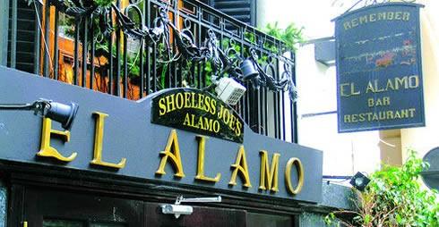 El Alamo Bar in Buenos Aires