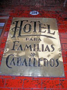Victoria Hotel — An Authentic Bargain in San Telmo
