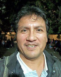 Porteño Corner: Eddy Mendoza, Peruvian Carpenter