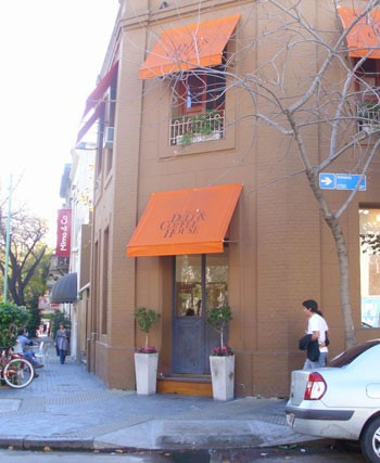 Mark's Deli in Palermo Soho, Buenos Aires serves up New York-style sandwiches