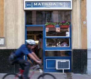 Matilda's Cafe – A Slice of Americana in San Telmo