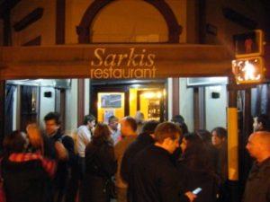Sarkis: Armenian Food in Palermo Soho
