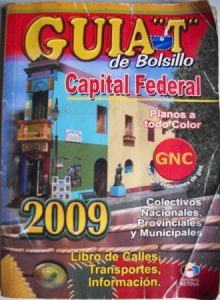The Guía T — The Buenos Aires Bus Bible