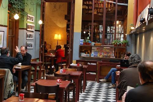 Libros Del Pasaje A Hip Cozy Palermo Bookstore And Cafe