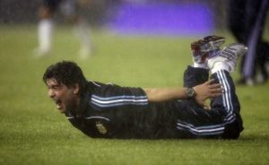Diego Maradona: The Man, the Myth