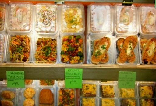 Verde Verde – Cheap Vegetarian Takeaway Downtown