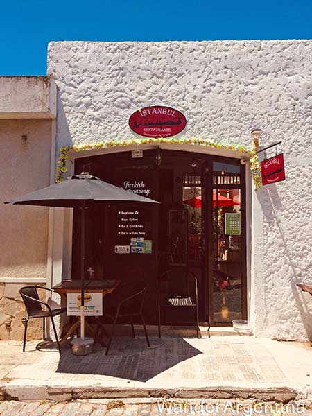 Istanbul Gourmet Restaurante in Colonia del Sacramento serves up traditional Turkish food at Colonia del Sacramento prices
