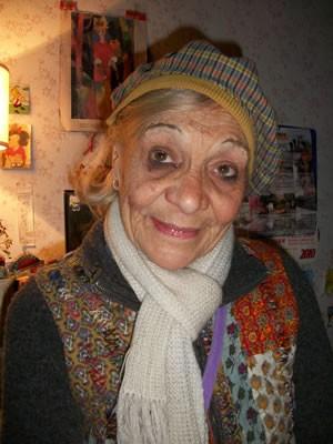 Porteño Corner: Retired San Telmo Housewife, Leda Panigazzi