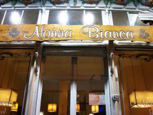 Nonna Bianca—Grandma's Gelato in San Telmo