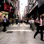 Florida — Buenos Aires' Downtown Pedestrian Mall