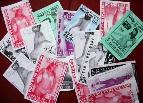 Prostitutes in Buenos Aires