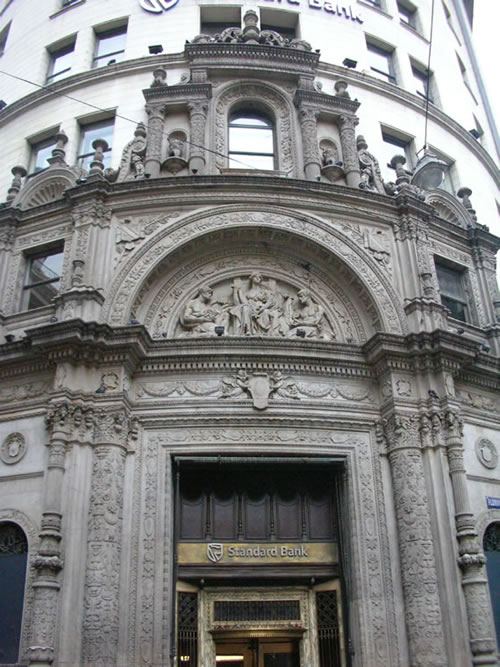 Florida St.— The Bank of Boston Building