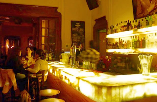 Mili n recoleta 39 s enchanting mansion bar for 788 food bar recoleta