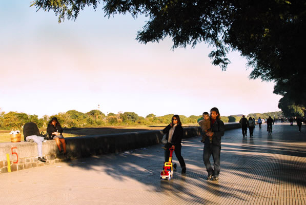 The Costanera Sur