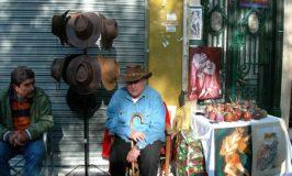 The San Telmo Fair