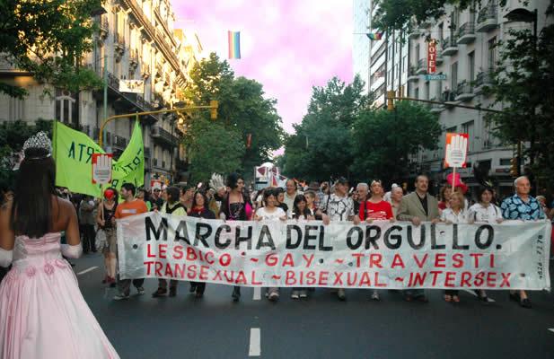 Buenos Aires' Gay Pride Parade