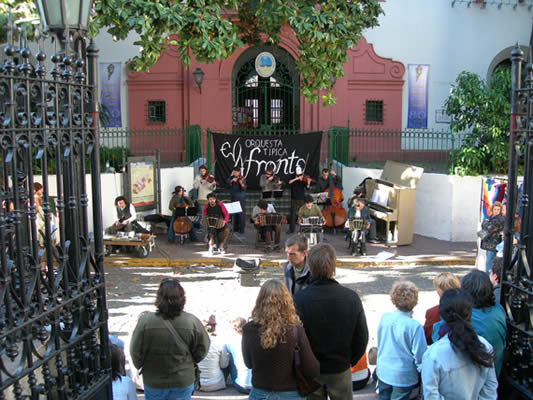 Best of San Telmo Fair: Music