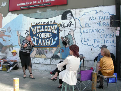 Best of San Telmo Fair: Tango