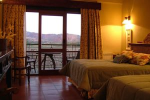Accommodation in Cafayate
