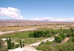 Accommodation in Cachi