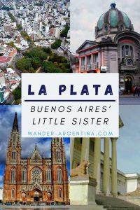 La Plata, Buenos Aires' Little Sister