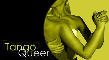 Tango queer is a gay milonga, or tango dance party in Buenos Aires, Argentina