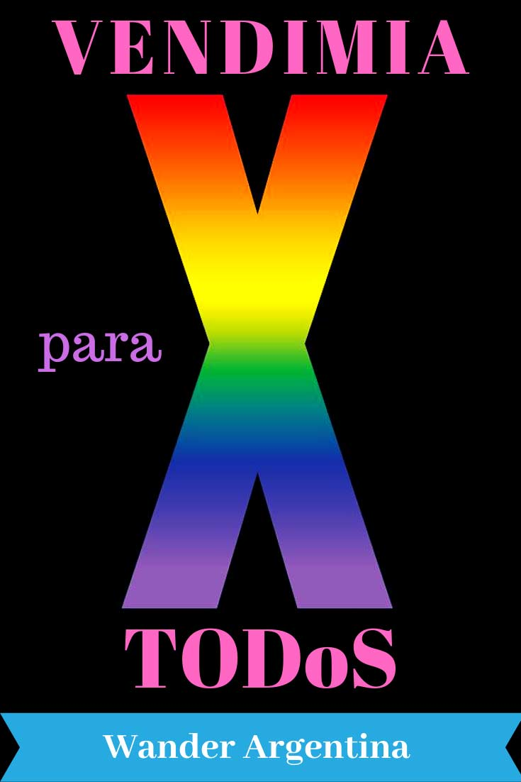 Vendimia para Todos is a LGBTIQ yearly event in the Mendoza province of Argentina