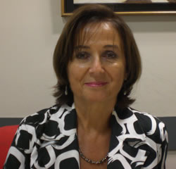 Anita Weinstein, Director of the Federation of Jewish Communities at AMIA