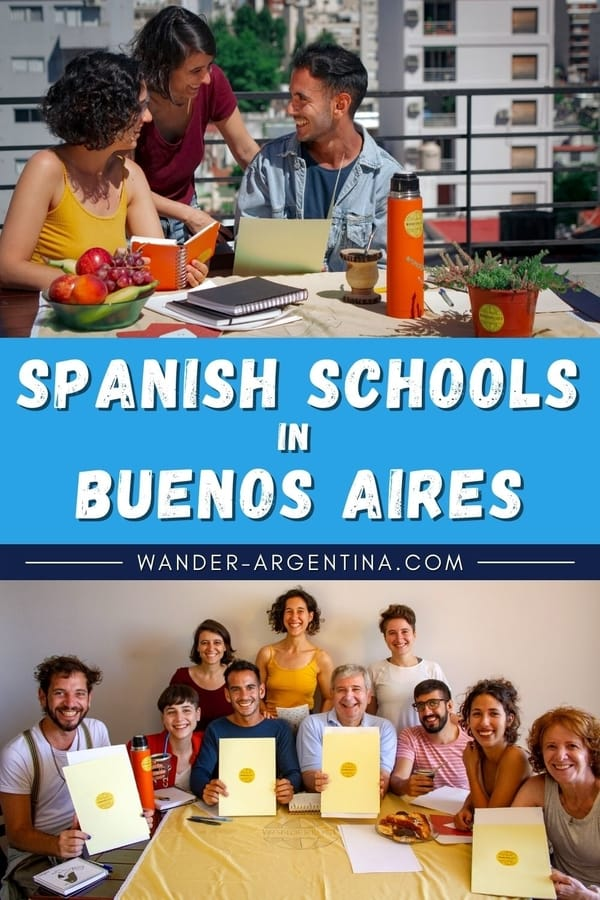 Spanish Schools in Buenos Aires