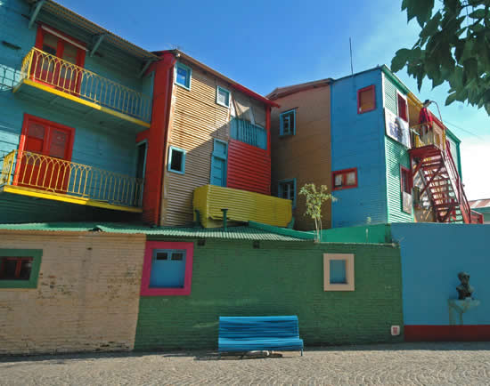 La Boca: Places of Interest