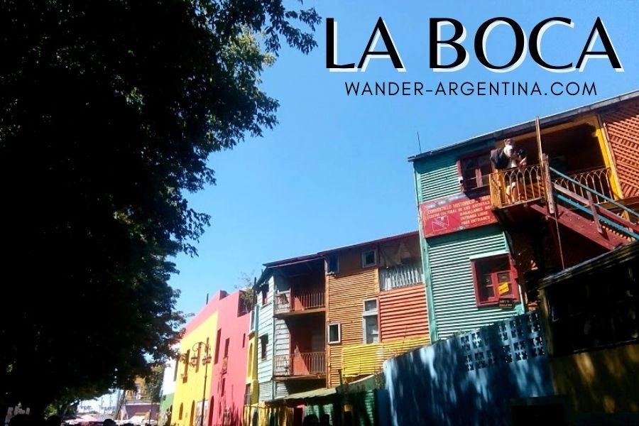 La Boca feature photo