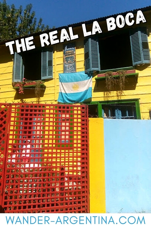 The Real La Boca: Barrio of Solidarity