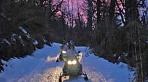 snowmobiles in bariloche
