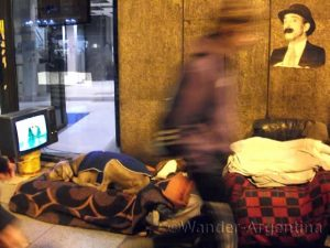 Foto of the Week: Homeless, BA Style