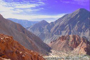 Foto of the Week: Tilcara Mountains