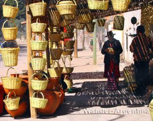 Foto of the Week: Tilcara Basket Market